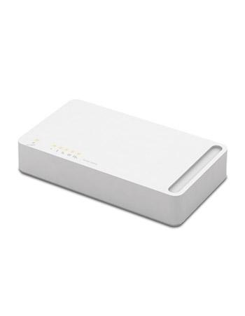 Switch TOTOLINK S505 có 5 ports 10/100Mbps