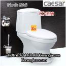 Bồn cầu bệt 2 khối Caesar CD1530