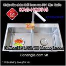Chậu rửa chén inox sus304 đúc 1 khối KAG-HQ8545