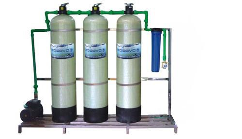 Hệ thống lọc tổng NTB công xuất từ 500l đến 10.000l/h