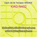 Gạch vỉa hè Terrazzo 400x400 KAG-N402