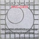 Gạch vỉa hè Terrazzo 400x400 KAG-O403