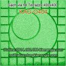Gạch vỉa hè Terrazzo 400x400 KAG-O404