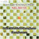 Gạch mosaic trang trí 300x300 KAG-MA156