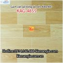 Gạch vân gỗ bóng giá rẻ lát nền 40x40 KAG-4855
