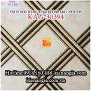 Đá vi tinh 30x30 trang trí  phòng đọc sách KAG-30394