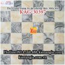 Đá vi tinh 30x30 trang trí lát WC KAG-30397
