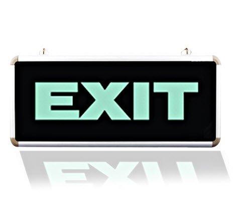Đèn Exit không chỉ hướng AED-819