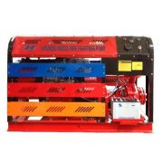 Máy bơm chữa cháy nhập khẩu Hyundai 100HP/75kWs