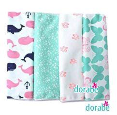 Bộ 4 miếng lót chống thấm Dorabe