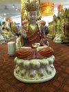 Địa Tạng Vương Bồ Tát ngồi Đài sen