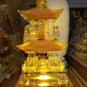 Đại bảo tháp pha lê lưu ly
