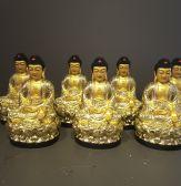Bộ 7 pho Dược Sư Lưu Ly Quang Vương Phật