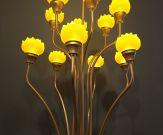 Đèn hoa sen thủy lưu ly