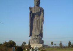 Tượng Phật Ushiku Daibutsu - Ushiku