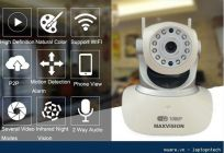 Camera IP Wifi MAXVISION Full 1080P
