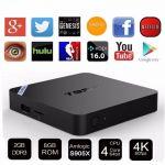 Smart Box T95N Mini Box M8S Pro 4K Siêu Nét Nhập Khẩu