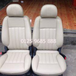 Bọc ghế da xe Chevrolet Spark - Van