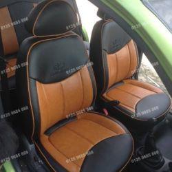 Bọc nệm ghế da xe Chevrolet Colorado