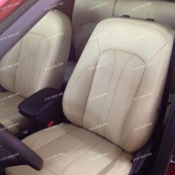 Bọc ghế da xe Ford EcoSport