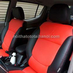 Bọc ghế da xe Mitsubishi Triton