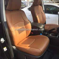 Bọc ghế da ô tô xe Toyota Land Cruiser