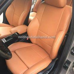 Bọc ghế da xe BMW X5
