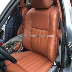 Bọc ghế da xe BMW 530