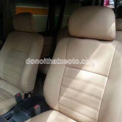 Bọc ghế da xe Mitsubishi Jolie
