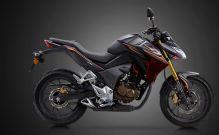 Honda CB190R 2015 (Nâu đen)