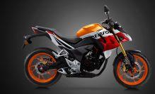 Honda CB190R 2015 Repsoy