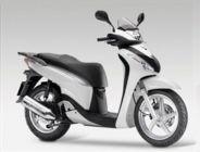 Honda SH125i 2011 (Màu Trắng,Hai phanh đĩa) Nhập Ý