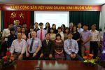 Lê khai giảng chương trình Thạc sỹ Tài chính khóa học năm 2016