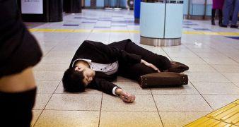 Lao động Nhật Bản đột tử nhiều do kiệt sức lao động