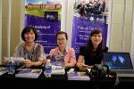 Học viện Tài chính tham dự ngày hội giáo dục Vương quốc Anh năm 2016
