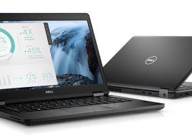 Laptop cao cấp nhập khẩu từ Mỹ DELL LATITUDE 5480 - I7(7820HQ)/ 8G/ SSD 256G