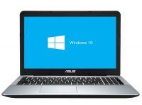 """ASUS A556UF- XX062T– I5(6200U)/ 4GB/ 500GB / VGA 2GB/ DVDRW/ 15.6"""" / Win 10"""