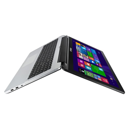 """ASUS TP550LD-CJ083H( Đen, võ nhôm) - I3(4030U)/ 4GB/ 500GB/ VGA 2Gb/ 15.6""""/ Win 8/ Touch"""