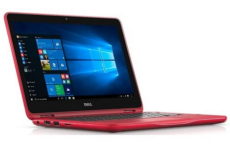 "DELL INSPIRON N3168-TRDM71( Đỏ) - N3710/ 4G/ 500G/ 11.6""/ Win 10+ Office 365"