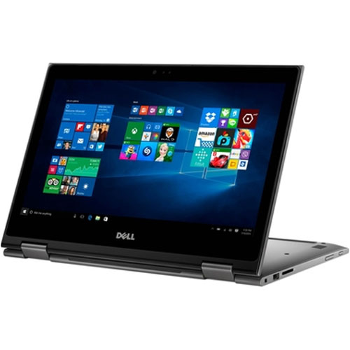 "DELL INSPIRON 13 T5368-P69G001( Grey) – I3(6100U)/ 4G/ 500G/ No DVD/ 13.3"" Flip/ Led Key/ Touch / Win 10"