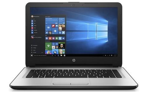 """HP 14 AM049TU (Bạc)  - I3(5005U)/ 4G/ 500GB/ DVDRW/ 14"""""""