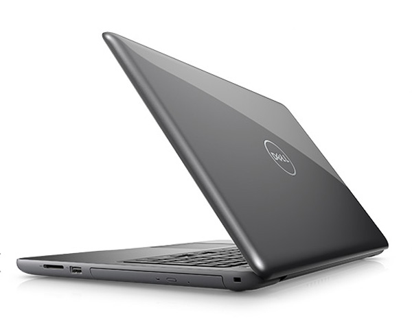 "DELL INSPIRON 15 N5567A ( Grey, black) – I7(7500U)/ 8G/ 1TB/ VGA R7 M445 4Gb/ DVDRW/ 15.6""/ Led Key/ Win 10"