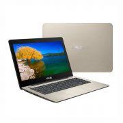 """ASUS A456UA-FA108D ( Gold) – I5(7200U)/ 4GB/ 500GB/ DVDRW/ 14"""""""