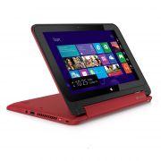 """HP PAVILION X360 11-K037TU (Đỏ) - N3700/ 4G/ 500GB/ 11""""/ Touch/ Win 10"""