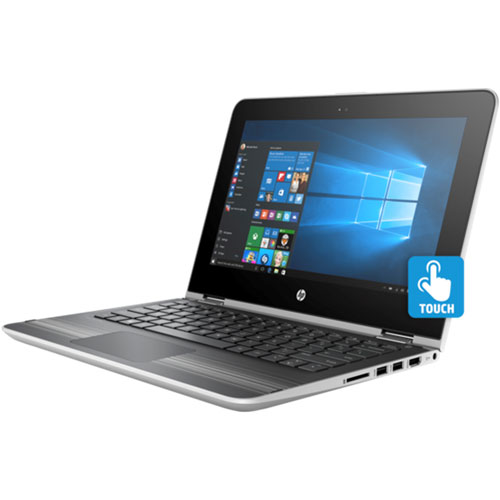 "HP PAVILION X360- 13- U107TU- I5(7200U)/ 4G/ 500GB/ 13.3"" HD/ Touch/ Win 10"