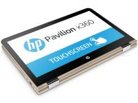 "HP PAVILION X360- 13- U108TU- I5(7200U)/ 4G/ 500GB/ 13.3"" HD/ Touch/ Win 10"