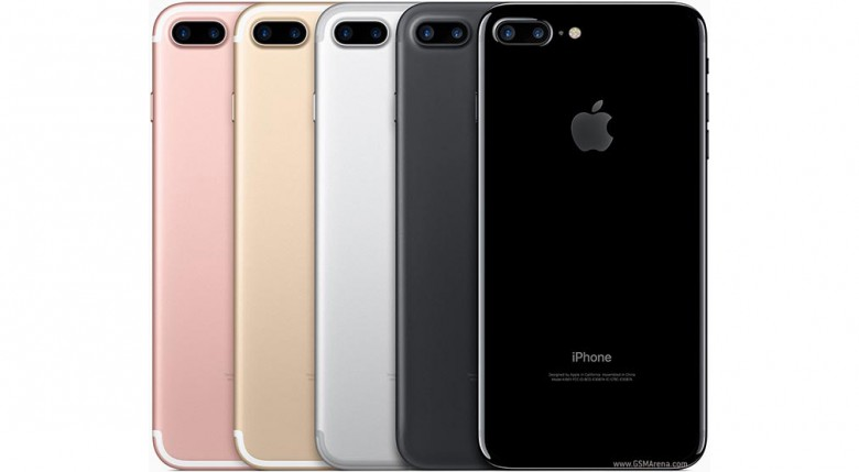 IPHONE 7 PLUS 256GB (Gold, Rose Gold, Black, jet black, Silver)