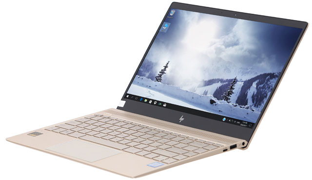 "HP ENVY 13 -AH0027TU I7(8550U)/ 8G/ SSD 256GB 13.3"" QHD+ IPS/ Led KB/ Win 10 Gold, nhôm"