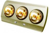 Đèn sưởi nhà tắm Kottmann K3B-H 3 bóng vàng
