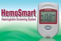 Máy xét nghiệm huyết học nhanh HemoSmart